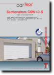 Sectionaltore GSW 40-S